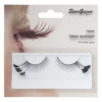 Künstliche Wimpern STAR GAZER - Feather False Eye Lash - 44, STAR GAZER