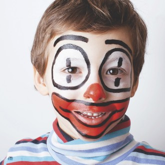 Körper- und Gesichtsfarbe STAR GAZER - Primary Shade Face Paint 100Ml - Rot, STAR GAZER