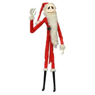 Dekoration (Figur) Nightmare before Christmas - Coffin Doll Santa Jack