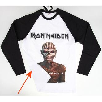 Herren Metal T-Shirt Iron Maiden - Book Of Souls - ROCK OFF, ROCK OFF, Iron Maiden