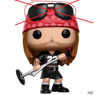 Figur Guns N' Roses - Axl Rose - BESCHÄDIGT, Guns N' Roses