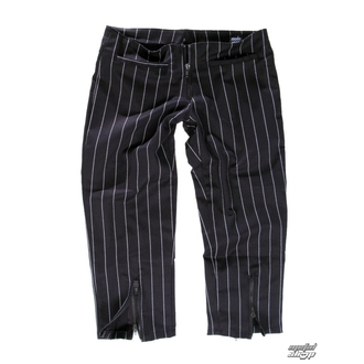 Slacks Damen 3/4 Mode Wichtig - Zip Slacks Pin Stripe, MODE WICHTIG