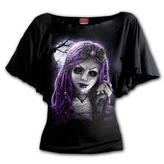 Damen T-Shirt - GOTH DOLL - SPIRAL, SPIRAL