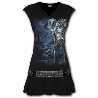 Damen Kleid SPIRAL - RAVEN QUEEN, SPIRAL