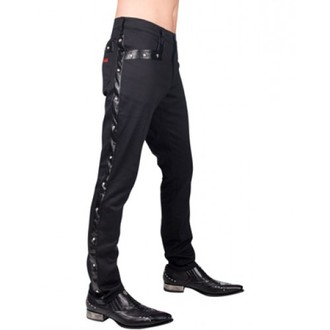Herren Hose  Aderlass - Rockstar Pants Denim (Black), ADERLASS