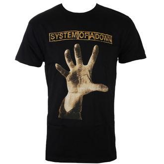 Herren T-Shirt Metal System of a Down - HAND - BRAVADO, BRAVADO, System of a Down