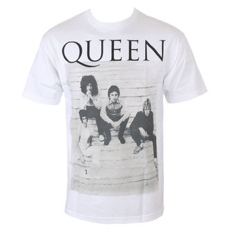 Herren T-Shirt Metal Queen - STAIRS - BRAVADO, BRAVADO, Queen