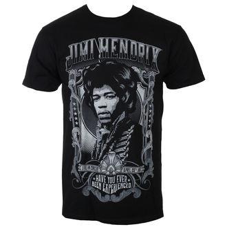 Herren T-Shirt Metal Jimi Hendrix - AUTHENTIC HENDRIX - BRAVADO, BRAVADO, Jimi Hendrix