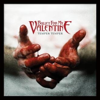 Poster mit Bilderrahmen Bullet For My Valentine - (&&string0&&) - PYRAMID POSTERS, PYRAMID POSTERS, Bullet For my Valentine