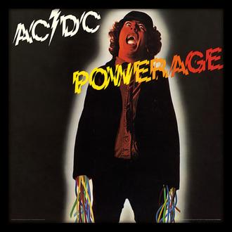 Poster mit Bilderrahmen AC / DC - (&&string0&&) - PYRAMID POSTERS, PYRAMID POSTERS, AC-DC