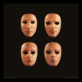 Poster mit Bilderrahmen Pink Floyd - (&&string0&&?) - PYRAMID POSTERS, PYRAMID POSTERS, Pink Floyd