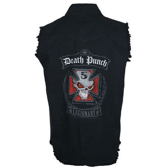 Herren Weste FIVE FINGER DEATH PUNCH - LEGIONARY - RAZAMATAZ