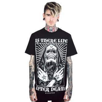 Herren T-Shirt KILLSTAR - Afterlife - SCHWARZ - KSRA000555