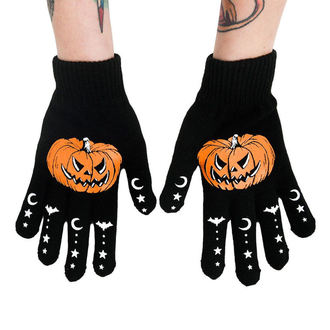 Handschuhe TOO FAST - HALLOWEEN PUMPKIN, TOO FAST