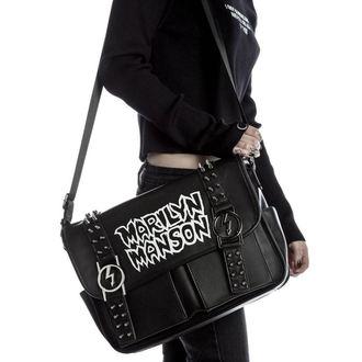 Handtasche KILLSTAR - MARILYN MANSON - Hymne - Schwarz, KILLSTAR, Marilyn Manson