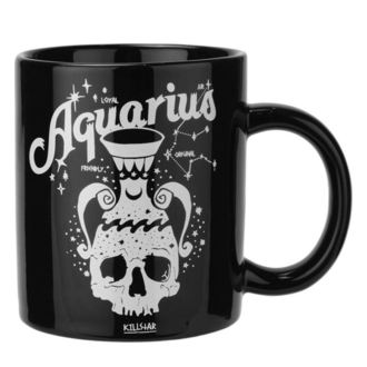 Tasse KILLSTAR - Aquarius - SCHWARZ, KILLSTAR