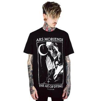 Herren T-Shirt KILLSTAR - Ars Moriendi - SCHWARZ, KILLSTAR