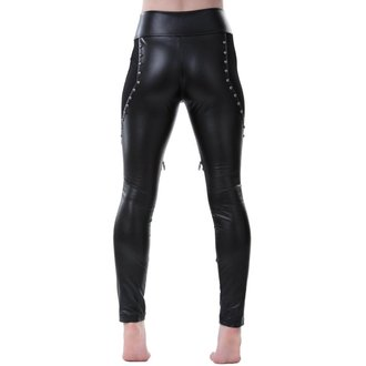 Damen Leggings KILLSTAR - ASGARD - SCHWARZ, KILLSTAR