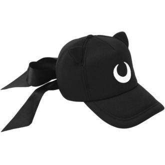 Kappe Cap KILLSTAR - Astray Kitty - SCHWARZ, KILLSTAR