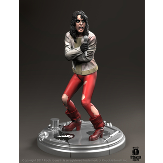 Figur/Statue (Dekoration) Alice Cooper, KNUCKLEBONZ, Alice Cooper