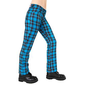 Hose Black Pistol - Hipster Tartan Light Blue, BLACK PISTOL