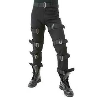 Herrenhose Black Pistol - Manacle Jeans Denim