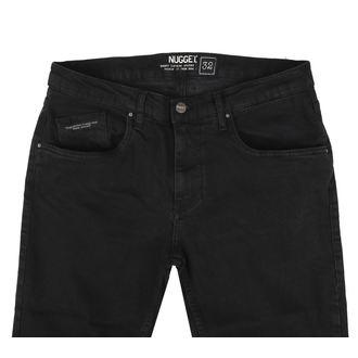 Herren Hose (Jeans) NUGGET - Barker - 1/7/38, B - Schwarz - NG170301073074