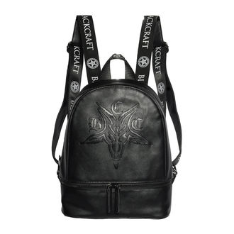 Rucksack BLACK CRAFT - Goat Embossed, BLACK CRAFT