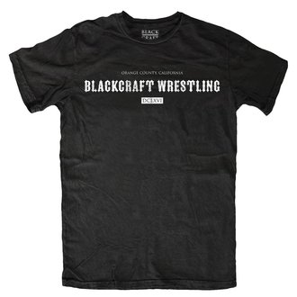 Herren T-Shirt - Wrestling - BLACK CRAFT, BLACK CRAFT