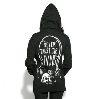 Herren Hoodie - Never Trust The Living - BLACK CRAFT, BLACK CRAFT
