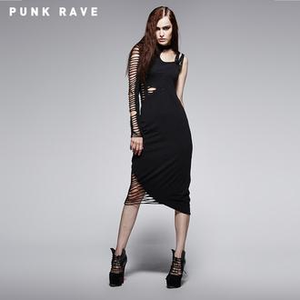 Damen Kleid PUNK RAVE - Delirium, PUNK RAVE