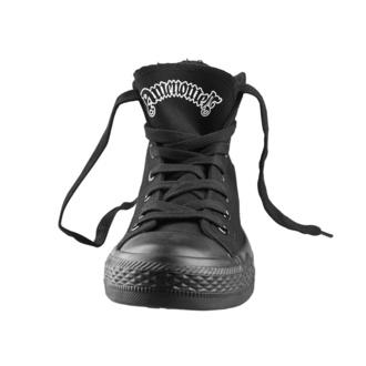 Unisex High Top Sneakers - Believe in Yourself - AMENOMEN - OMEN003TRAMP