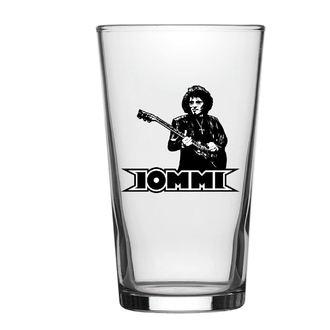 Glas Black Sabbath - Tony lommi - Logo Silhouette - RAZAMATAZ, RAZAMATAZ, Black Sabbath