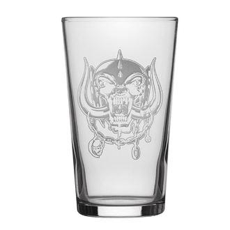 Glas Motörhead - Warpig Etched Print - RAZAMATAZ, RAZAMATAZ, Motörhead