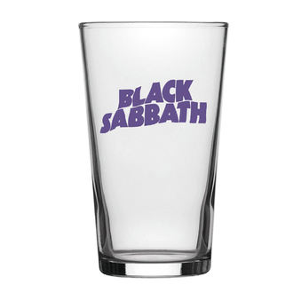 Glas Black Sabbath - Purple Logo - RAZAMATAZ, RAZAMATAZ, Black Sabbath