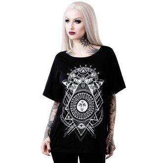 Damen T-Shirt - BLACK SUN RELAXED - KILLSTAR, KILLSTAR