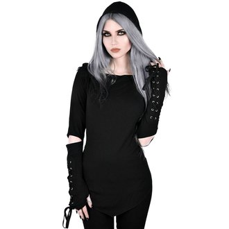Damen Longsleeve KILLSTAR - Blazing Betty - SCHWARZ, KILLSTAR
