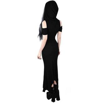 Damen Kleid KILLSTAR - Blazing Maxi - SCHWARZ, KILLSTAR