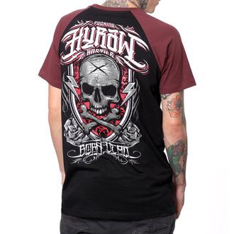 Herren T-Shirt Hardcore - BORN DEAD - HYRAW, HYRAW