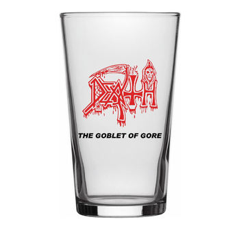 Glas DEATH - THE GOBLET OF GORE - RAZAMATAZ, RAZAMATAZ, Death