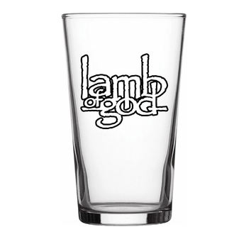 Glas LAMB OF GOD - LOGO - RAZAMATAZ, RAZAMATAZ, Lamb of God