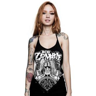 Damen Tanktop KILLSTAR - Rob Zombie - Kanal X Rocker - SCHWARZ, KILLSTAR, Rob Zombie