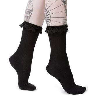 Socken KILLSTAR - CRUELLA - SCHWARZ, KILLSTAR