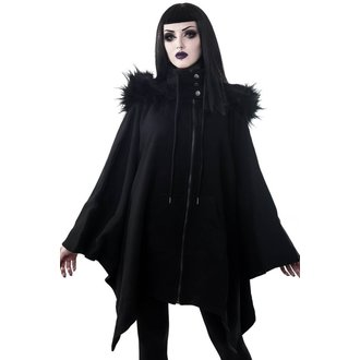Damen Poncho - Crypt Keeper Faux - KILLSTAR