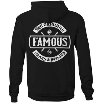 Herren Hoodie - CHAOS - FAMOUS STARS & STRAPS, FAMOUS STARS & STRAPS