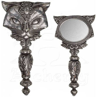 Spiegel (Dekoration) ALCHEMY GOTHIC - Cat, ALCHEMY GOTHIC