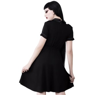 Damen Kleid KILLSTAR - Dark Doll - SCHWARZ, KILLSTAR