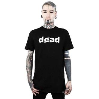 Herren T-Shirt KILLSTAR - Dead - Schwarz, KILLSTAR