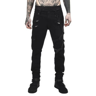 Herren Hose KILLSTAR - DEATH WISH - SCHWARZ, KILLSTAR