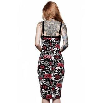 Damen Kleid KILLSTAR - Rob Zombie - Dämonoid - SCHWARZ, KILLSTAR, Rob Zombie